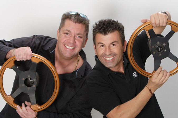 Jörg und Dragan