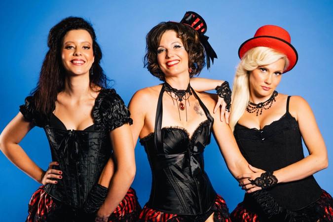 Cabaret und Burlesque